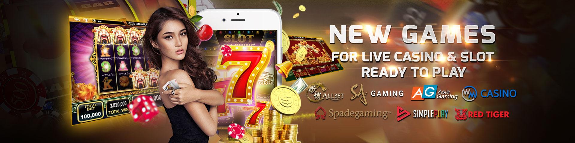game terbaru slot game dan live casino di situs indobet77